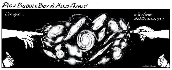 Pio e Bubble Boy - Mario Frassati - Coelum 180