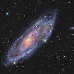 Dalla supernova in M106 alla fantastica estate dei cercatori di SN italiani
