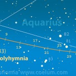 POLIMNIA e VICTORIA due opposizioni sotto l'unità astronomica