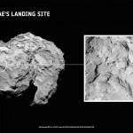 Rosetta: scelto il punto di approdo!