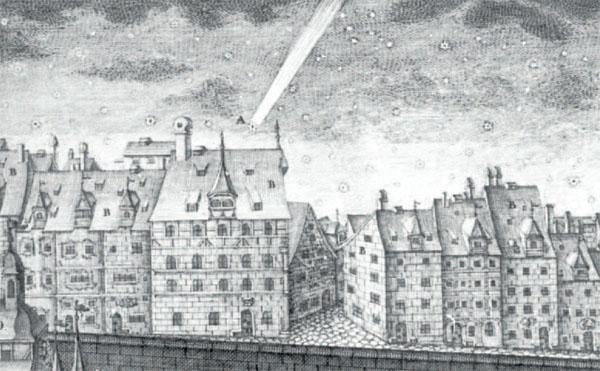 Cometa a Norimberga