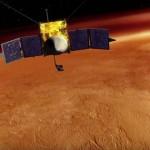 Atmosfera in fuga da Marte