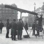 J'ai deux amours, l'astronomie et Paris…