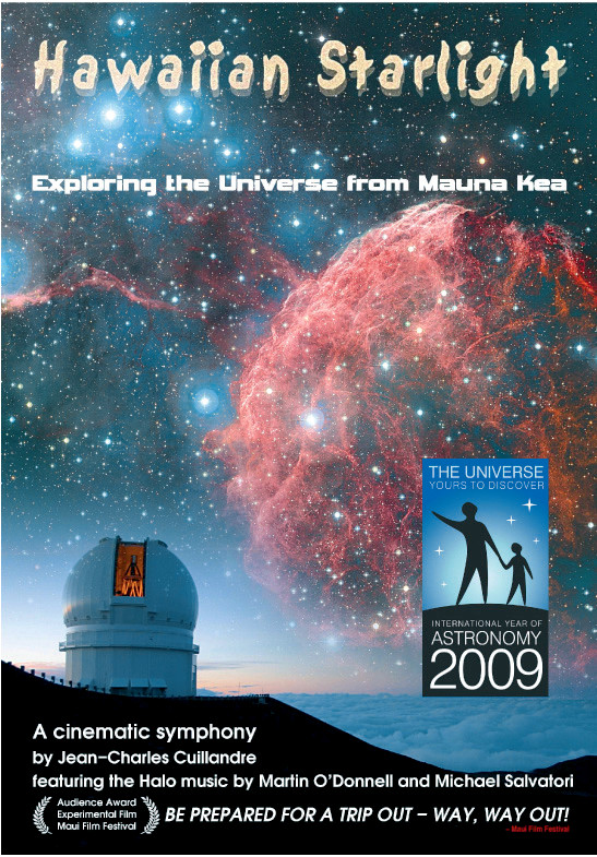 Hawaiian Starlight – Esplorando l'Universo dal Mauna Kea