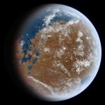 La scomparsa dell'acqua su Marte