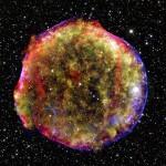 La supernova di Tycho 5