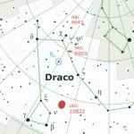 Galassie sperdute o mai trovate storie narrate intorno alla testa del Drago