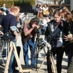 Settembre il mese dell'astronomia di strada!
