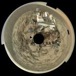 La duna Namib protagonista su Marte