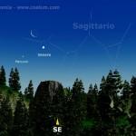 6 feb luna mercurio venere