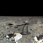Sulla Luna col coniglio…