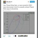 Trovato un altro KBO: una nuova prova dell'esistenza del Nono Pianeta?