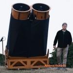 IL Binoscopio più grande al mondo...