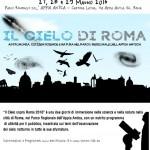 IL CIELO DI ROMA: astronomia, scienza e natura nel Parco dell'Appia antica
