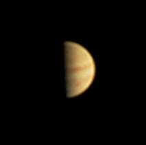 Juno sempre più vicina a Giove
