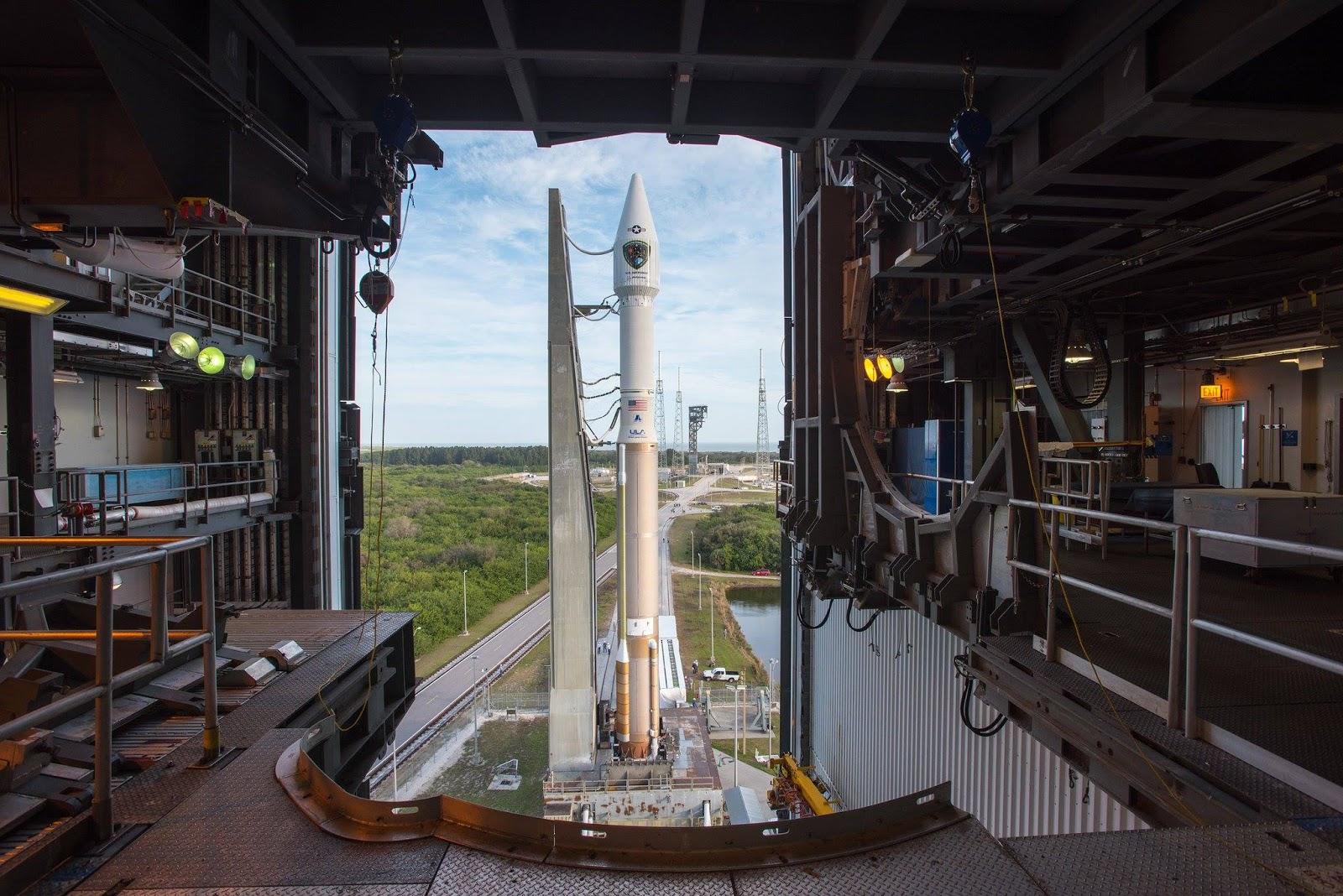 Lanciata la missione della Nasa per studiare gli asteroidi