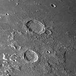 La Luna di Novembre - Osservazione: Sinus Iridum