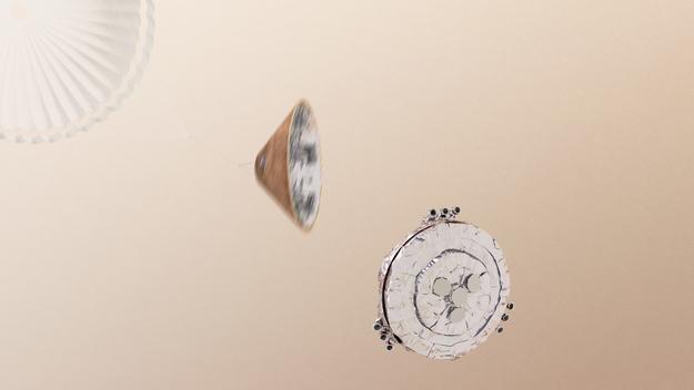 ExoMars - Lander Schiaparelli
