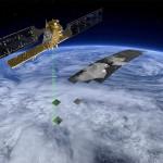 Il supporto satellitare alle zone colpite dal terremoto in centro Italia