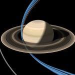 Primo tuffo per Cassini