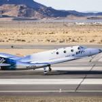 Avvenuto con successo il primo volo di test per la VSS Unity della Virgin Galactic