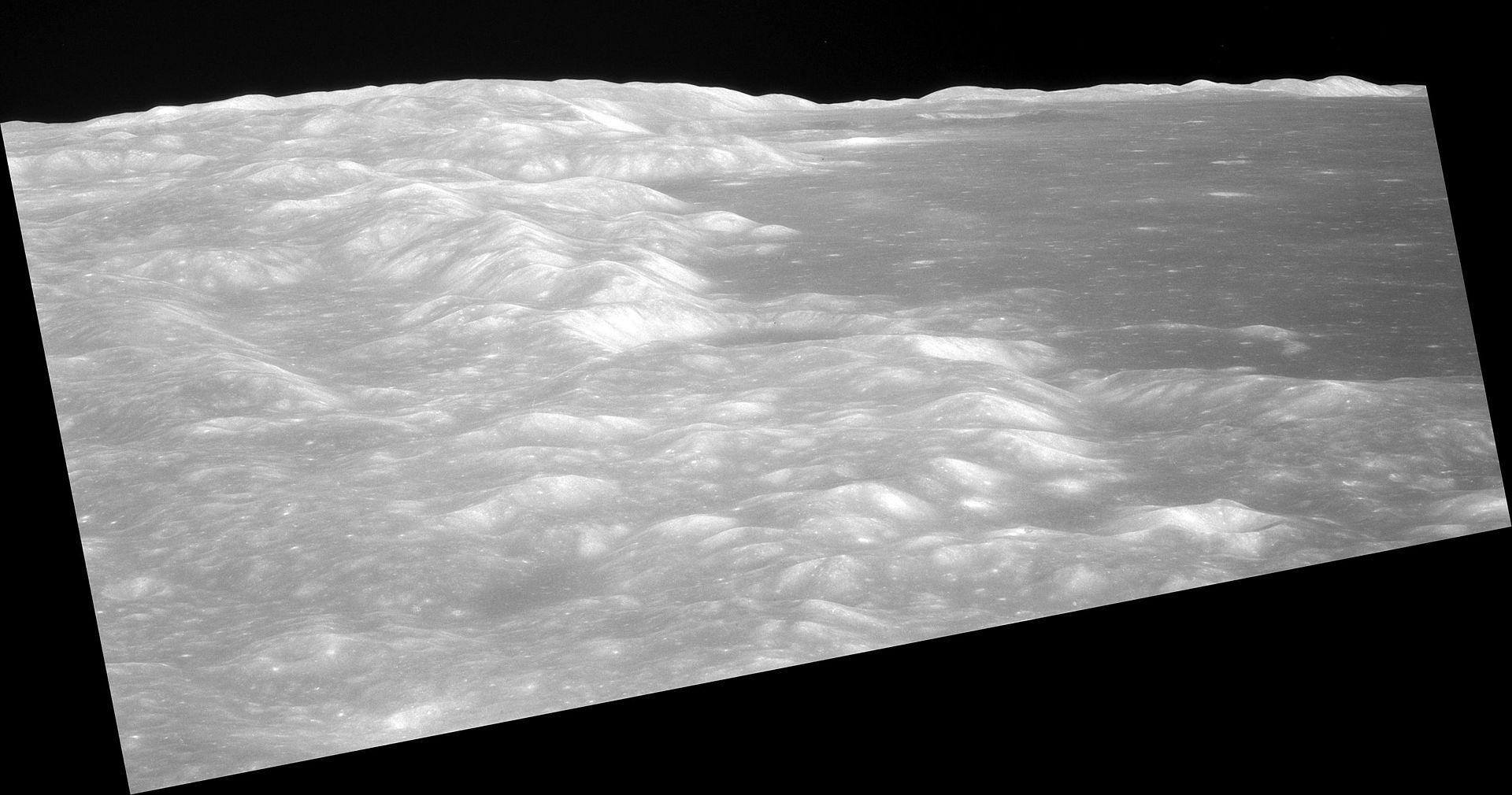 Mare Crisium Apollo11