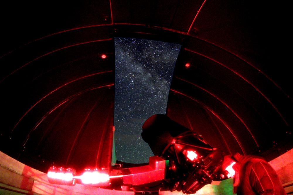 Esperienze cacciatori italiani di Supernovae