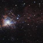 Buco nero da record: è il più lontano