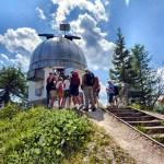 Le Esperienze dei Cacciatori Italiani di Supernovae