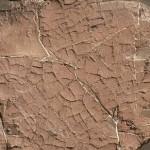 Un meteorite e fango secco per Curiosity?