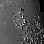 La Luna di Marzo - Osserviamo il Cratere Plato