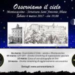 Astronomiamo: Osserviamo il Cielo