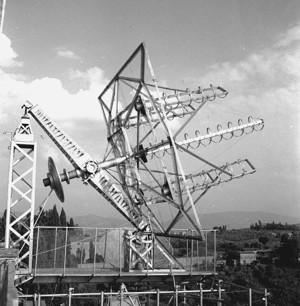 I Primi Passi della Radioastronomia in Italia