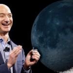Anche Jeff Bezos (e Amazon) puntano alla Luna