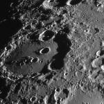 La Luna di Aprile - Osserviamo il Cratere Clavius