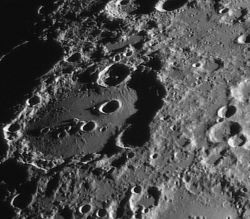 Il Cratere Clavius