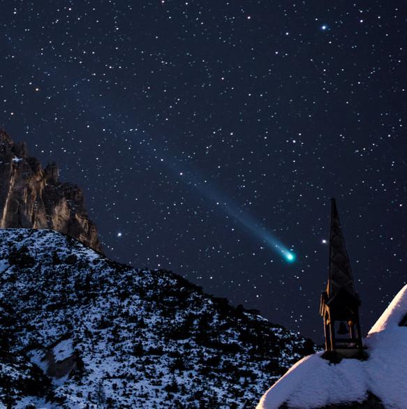 Notte di Comete - Report Osservativo