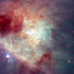 New Hubble image of Kleinmann-Low Nebula