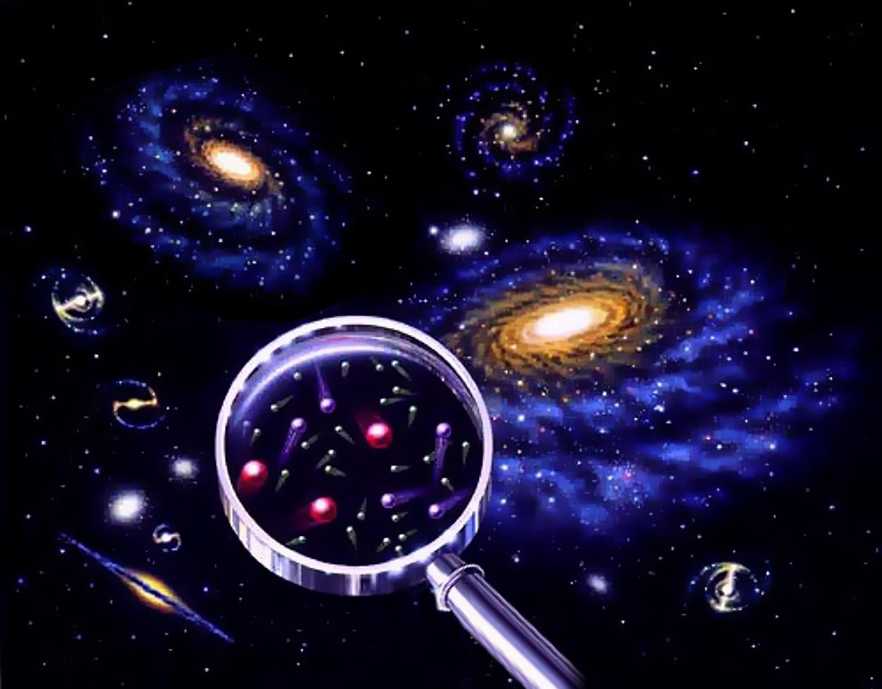 Alla Ricerca della Materia Oscura