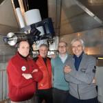 Alla ricerca delle Novae Extragalattiche
