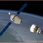 La navetta Federatsiya potrebbe portare i primi cosmonauti sulla Luna