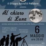 Al chiaro di Luna - Gruppo Astrofili Palidoro