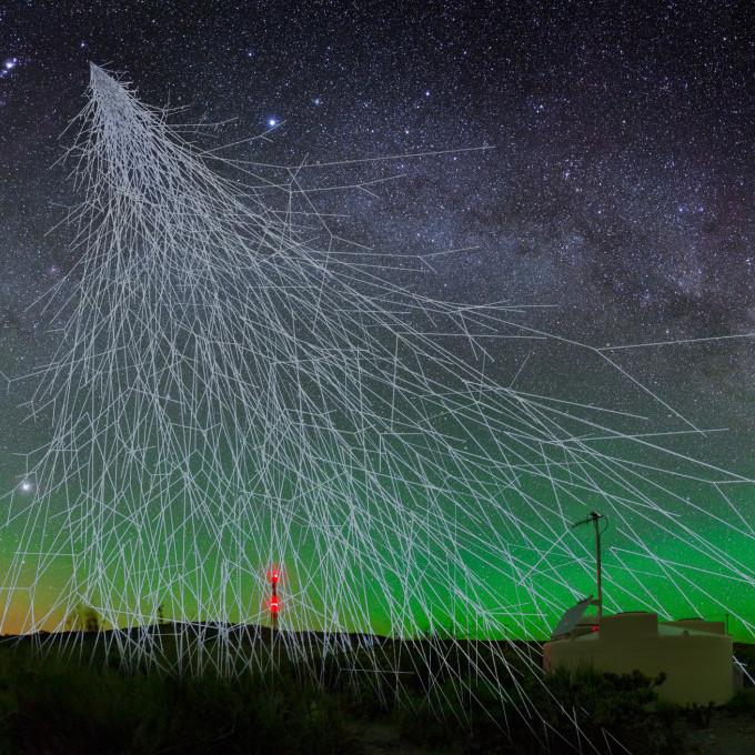 I Raggi Cosmici e l'Astronomia