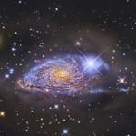 Una Supernova...dietro MESSIER 63!