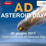 30 giugno 2017 Asteroid Day Italia