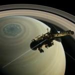 Cassini: i primi tuffi tra gli anelli di Saturno