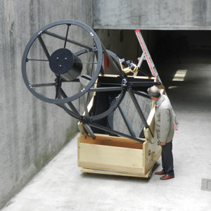 Il più grande telescopio italiano trasportabile - Come ho costruito un Dobson da 1 metro di diametro
