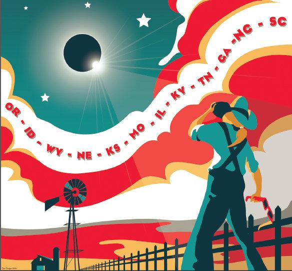 Eclissi di Sole USA: tutte le informazioni