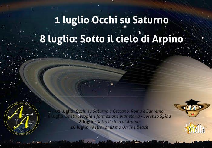 LocandinaCoelum AstronomiAmo