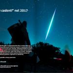 PERSEIDI 2017. La notte delle stelle cadenti.